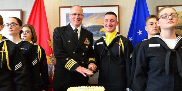 Navy Training Commander Fired 'Due To Loss Of Confidence In His Ability To Command'