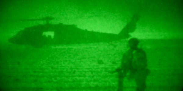 SOCOM Wants New Tech To Stop US Troops From Shooting Their Allies