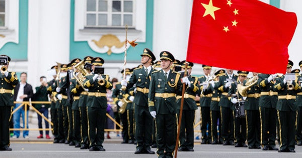 Chinese President Orders Military Command Overseeing The South China Sea To Prepare For War