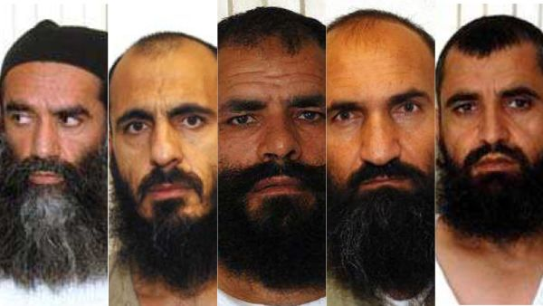 The Taliban Says The Infamous 'Gitmo 5' Are Joining Afghan Peace Negotiations