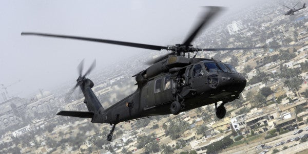 The Army's Self-Flying Black Hawk Helicopter Is One Step Closer To Reality
