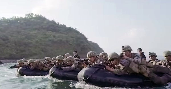 The Marine Corps' Official Birthday Video Is Out — And It's Motivating AF