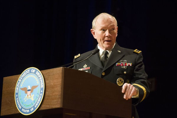 Former Joint Chiefs Chairman: Sending Troops To The Border Is 'A Wasteful Deployment'