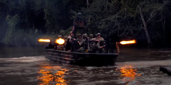 This New Navy Recruiting Video Is Basically Just A Tribute To Miniguns