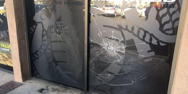 Someone Threw A Molotov Cocktail At An Arizona Marine Recruiting Office