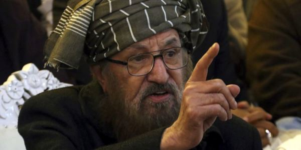 The 'Father Of The Taliban' Is Now The 'Dead Father Of The Taliban'