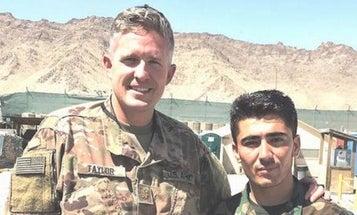 US Service Member Killed In Afghanistan Insider Attack Identified As Utah Mayor
