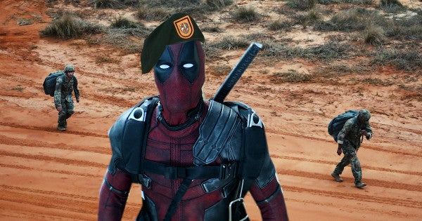 Deadpool Was The Worst Army Special Forces Soldier Ever