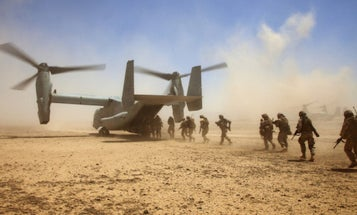 Finding Meaning After The Military: Sorting Out My PTSD Led Me To A Ph.D.