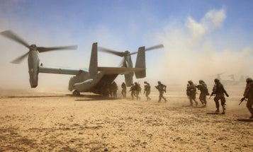One Path To Meaning After The Military: Find A New Way To Serve