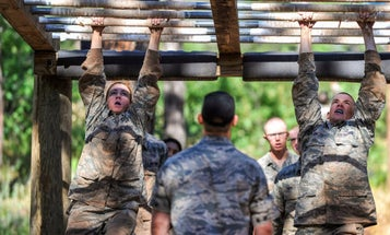 The Air Force Is Expanding Its Basic Military Training To Create A 'Lethal' Next Generation