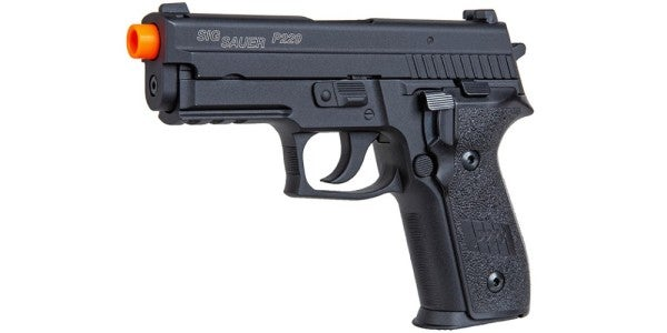 The Coast Guard Is Going To Train With This Airsoft Gun