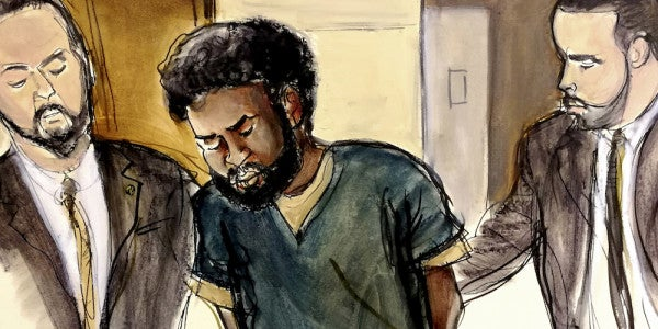 'I Didn't Do [It] For ISIS': Failed Port Authority Suicide Bomber Found Guilty