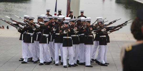 Marines With Silent Drill Platoon Under Investigation For Hazing