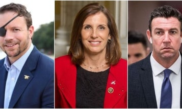 A Freakishly Brief Cheat Sheet To How 6 Notable Veterans Did In The Midterm Elections