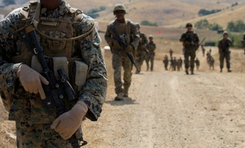 More Than 1,000 Marines At Camp Pendleton Ordered To US-Mexico Border