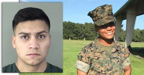Two Married Marines Went To The Corps' Birthday Ball. Now He's Charged With Murder