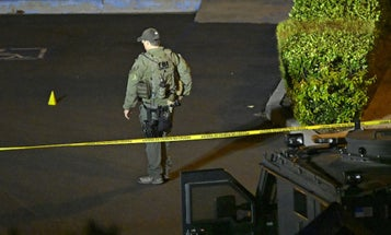 Mass Shooting Suspect Saw Combat As Marine Grunt During Afghanistan Troop Surge