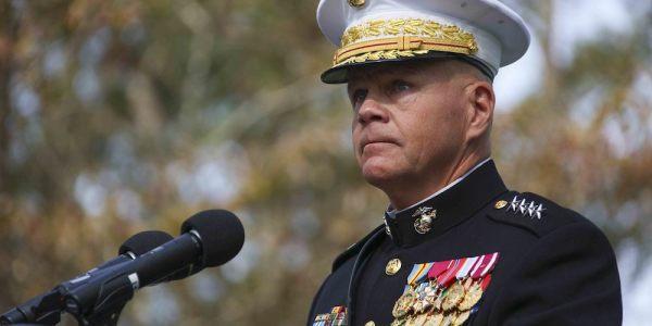 Marine Corps Commandant On Thousand Oaks Mass Shooting Suspect: That's No Marine