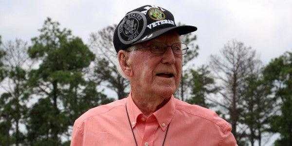 A 100-Year-Old World War II Artilleryman Revisits His Service At Fort Bragg