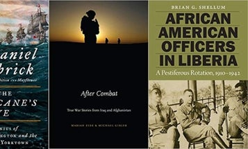 5 New Military History Books Worth Reading
