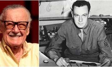 Stan Lee, Marvel Comics Legend And World War II Veteran, Has Died At 95