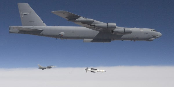 The Air Force Is Hunting For A More Powerful Bunker Buster