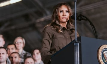 Mattis May Be Free Of A White House Nemesis Thanks To Melania Trump