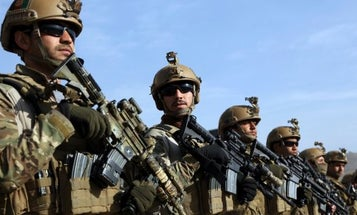 The Most Elite US-Trained Forces In Afghanistan Were Routed By The Taliban
