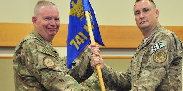 Fired Air Force Colonel Wasn't Mellow Enough To Protect Nuclear Missiles