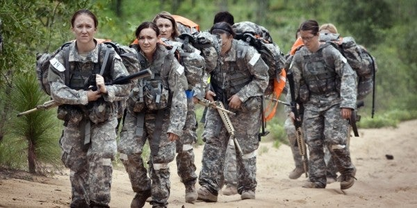 First Female Soldier In Decades Selected For Green Beret Training