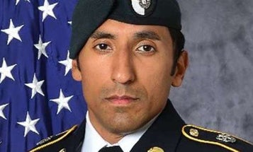 Report: Navy SEAL Told Witness He Used Duct Tape, 'Choked Out' Green Beret Strangled To Death In Mali