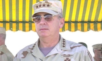 Yet Another CENTCOM Chief Rises In The Trump Administration