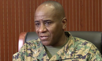 Marine Colonel Arrested In Massive, Aptly Named Prostitution Sting