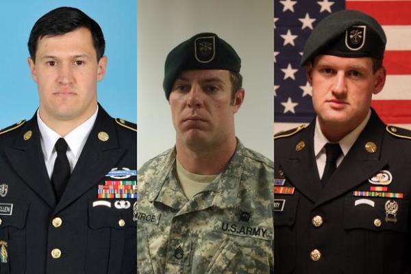Fathers Of 3 Slain Army Green Berets Accuse Jordan Of Engaging In A Cover-Up