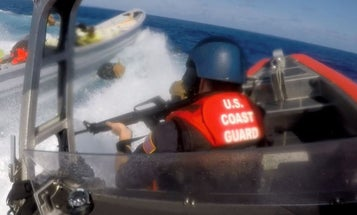 Coast Guard In The Thick Of It As Seaborne Narcos Flock To US Like Salmon Of Capistrano