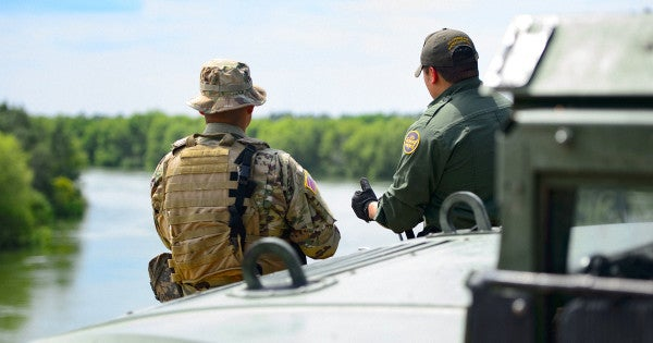 Trump Plans To Give US Troops Permission To Use Force To Help Border Patrol