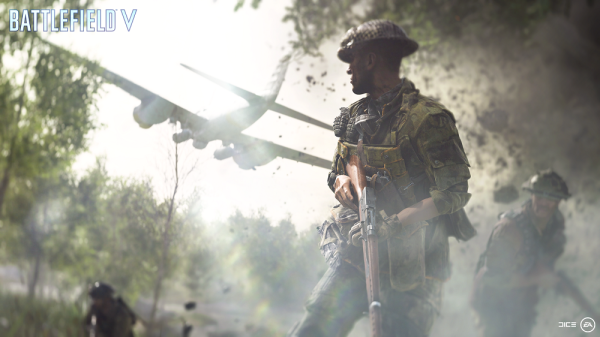 'Battlefield V' is a buggy, yet totally fun return to World War II