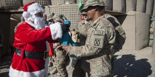 US Troops Could Spend Christmas On The Southwest Border, Mattis Says