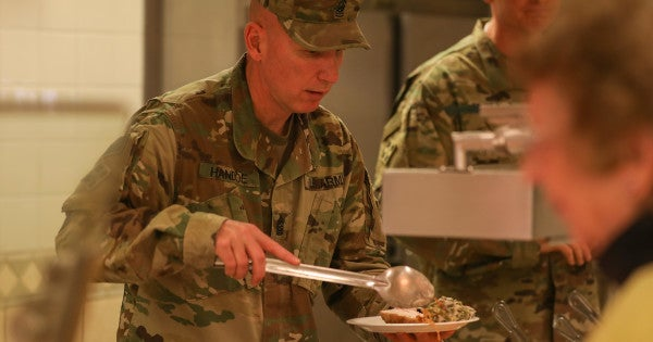 7 things you probably didn't know about Thanksgiving and the military