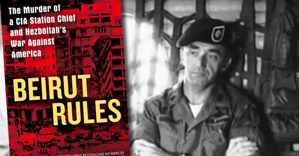 CIA Officer William Francis Buckley Deserved A Better Book Than The New 'Beirut Rules'