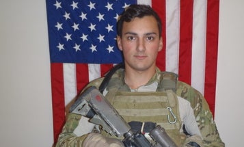 DoD Says Fallen Army Ranger Was 'Likely' Shot By Friendly Fire
