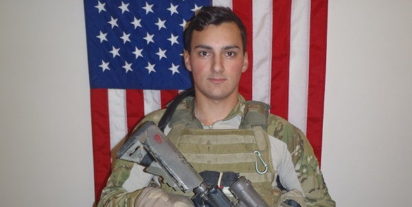 DoD Identifies US Army Ranger Killed In Afghanistan Over Thanksgiving Weekend
