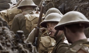 The Extended Trailer For Peter Jackson's New World War I Documentary Is Epic