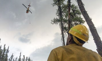 A Firefighting Crew For And Of Veterans
