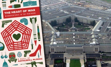 Novel Excerpt: 1st Day At The Pentagon, And They've 'Reorganized' My Job