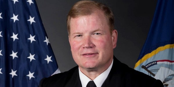 Retired Navy Admiral Gets Off Light In Bribery Scandal