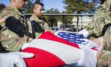 Fort Bragg paratrooper killed in airborne training accident
