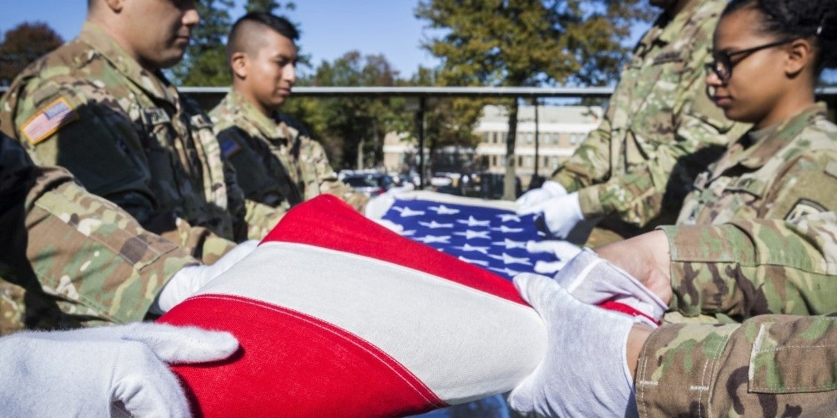 A third service member has died from COVID-19