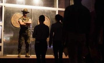 Judge Dismisses Lawsuit In Parris Island Marine Recruit's Hazing Death